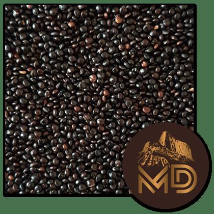 Quinoa noir
