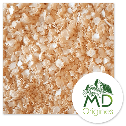 Flocon de quinoa blanc